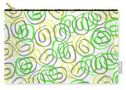 Twirls Carry-all Pouch by Louisa Knight