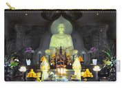 Twisted Buddha Carry-all Pouch