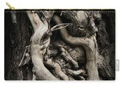 Twisted Dreams Carry-all Pouch by Mary Machare