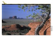 Twisted Tree Monument Valley Carry-all Pouch