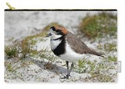 Two-banded Plover Charadrius Carry-all Pouch
