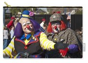 Two Clowns Carry-all Pouch