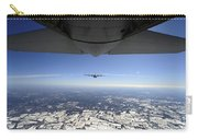Two Ec-130j Commando Solo Aircraft Fly Carry-all Pouch