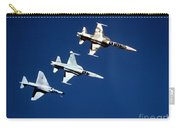 Two F-5 Tiger IIs And An A-4e Skyhawk Carry-all Pouch