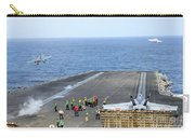 Two Fa-18 Hornets Take Carry-all Pouch