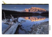 Two Jack Lake Banff Canada Carry-all Pouch