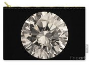 Two Karat Diamond Carry-all Pouch