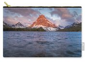 Two Medicine Lake Panorama Carry-all Pouch