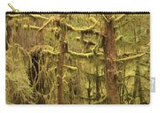 Waltzing In The Rainforest Carry-all Pouch