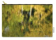 Two Palms Reflected In Water Carry-all Pouch