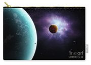 Two Planets Born From The Same Star Carry-all Pouch
