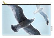Two Seagulls Carry-all Pouch