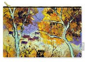 Two Trees In Fall Carry-all Pouch