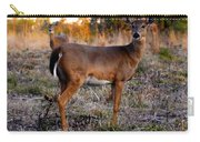 Two White Tails Carry-all Pouch