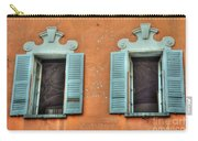 Two Windows Carry-all Pouch