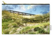 Tybee Island Dunes No.2 Carry-all Pouch