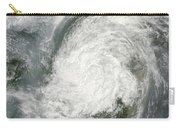 Typhoon Haikui Makes Landfall Carry-all Pouch