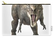 Tyrannosaurus Rex  Carry-all Pouch by Roger Hall and Photo Researchers