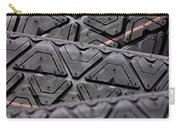 Tyres Stacked With Focus Depth Carry-all Pouch
