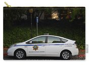 Uc Berkeley Campus Police Car  . 7d10181 Carry-all Pouch