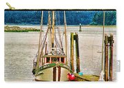 Ucluelet Harbour Hdr Carry-all Pouch