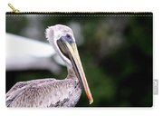 Ugly Beauty - Brown Pelican Carry-all Pouch