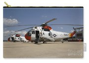 Uh-3h Sea King Helicopters Based Carry-all Pouch