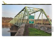 Uhlerstown Frenchtown Bridge Carry-all Pouch