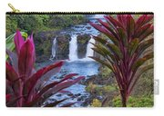 Umauma Falls Big Island Hawaii Carry-all Pouch