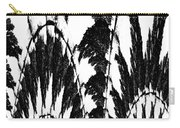 Undefined Black Lace Carry-all Pouch