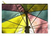 Under The Umbrella Carry-all Pouch