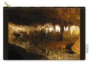 Underground Lake 02. Luray Caverns Va Carry-all Pouch