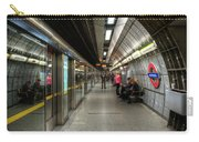 Underground Life Carry-all Pouch by Svetlana Sewell