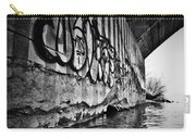 Underneath The Bridge Carry-all Pouch