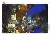 Underwater Bouquet Formed By Cluster Carry-all Pouch