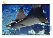 Underwater Flight Carry-all Pouch by DigiArt Diaries by Vicky B Fuller