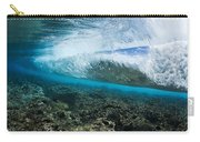 Underwater Wave Carry-all Pouch