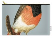 Unidentified Bird Carry-all Pouch
