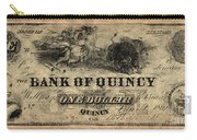 Union Banknote, 1861 Carry-all Pouch