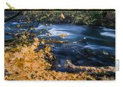 Union Creek In Autumn Carry-all Pouch