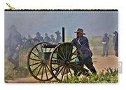 Union Gatling Gun Fire Carry-all Pouch