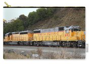 Union Pacific Locomotive Trains . 7d10572 Carry-all Pouch