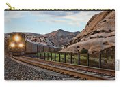 Union Pacific Tracks Carry-all Pouch