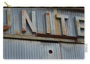 Unite Weathered Sign Carry-all Pouch