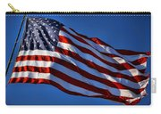 United States Of America - Usa Flag Carry-all Pouch