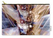 Universal Wings Carry-all Pouch by Linda Sannuti