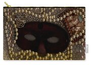 Unmask You Masquerades Dont Last Forever Carry-all Pouch