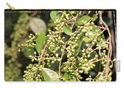 Unripened Inkberries Carry-all Pouch