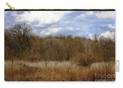 Unspoiled Prairie Landscape Carry-all Pouch