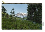 Upon A Hill Of Flowers Carry-all Pouch